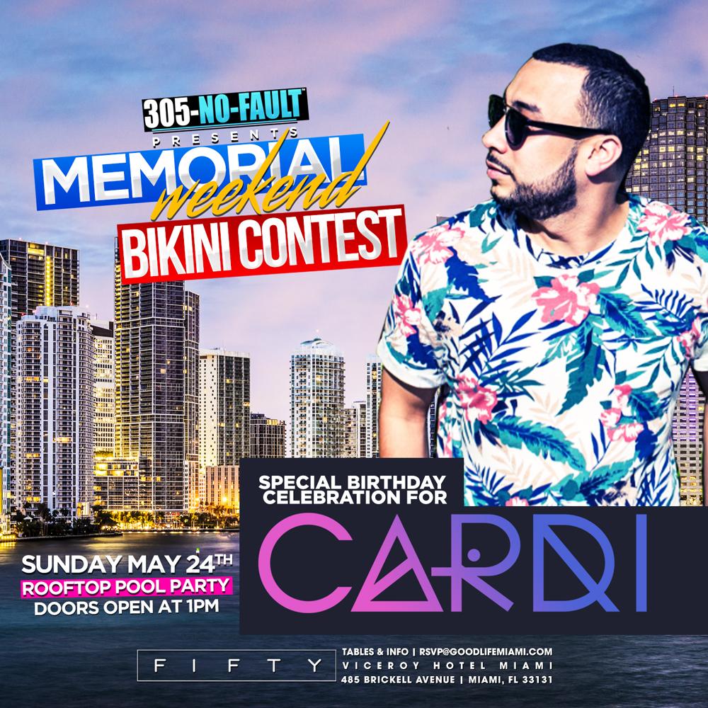Cardi-bday